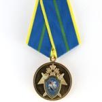 Медаль Следственного комитета «За безупречную службу»