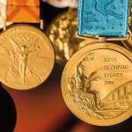 Изготовление олимпийских медалей