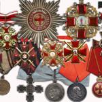 Ордена и медали Российской империи