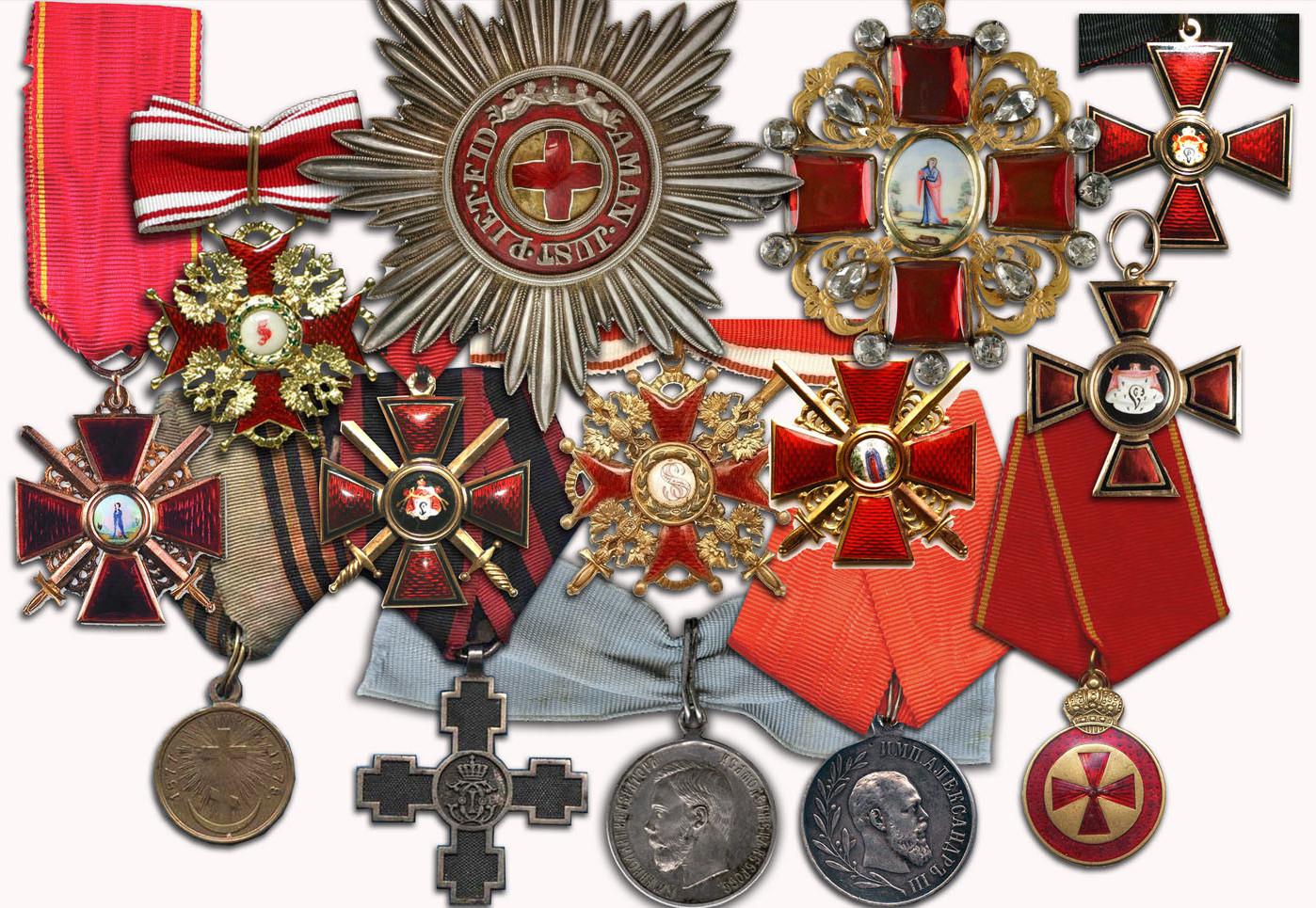 медали российской империи ориентир большой
